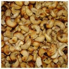 castanha de caju amendoa assada no caco