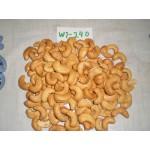 castanha de caju amendoa w1-240 inteiras torrada s/ sal